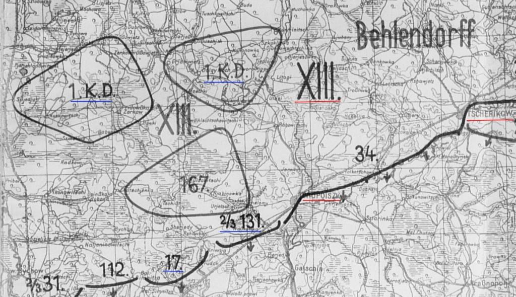 05-11.08.1941 Lagenkarte 2.A.O.K.