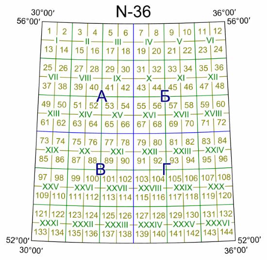лист N-36