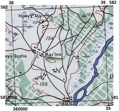 американская карта Добруша
