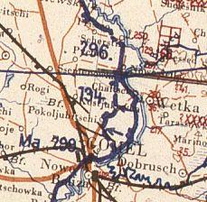 16.11.1943 Lage Ost