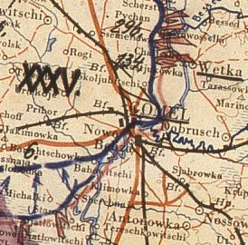 25.11.1943 Lage Ost