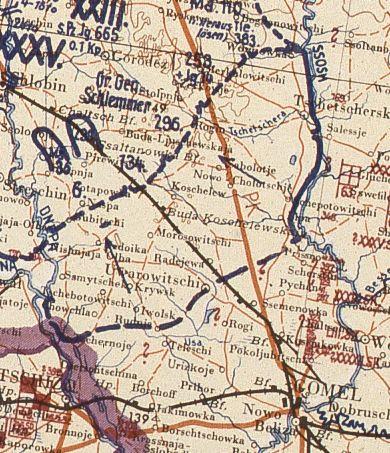 26.11.1943 Lage Ost