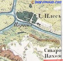 Пахомов монастырь 1838