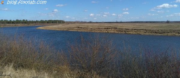 озеро Глушец