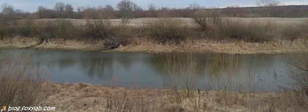 озеро Рачище Гомель