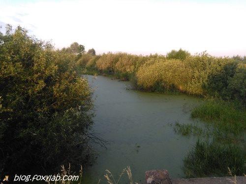 озеро Сожки