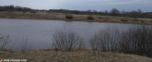 озеро Старик Гомель